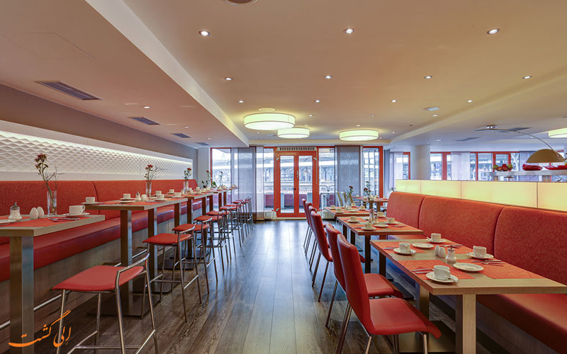 امکانات تفریحی هتل گانویگ کومرز کلن - رستوران