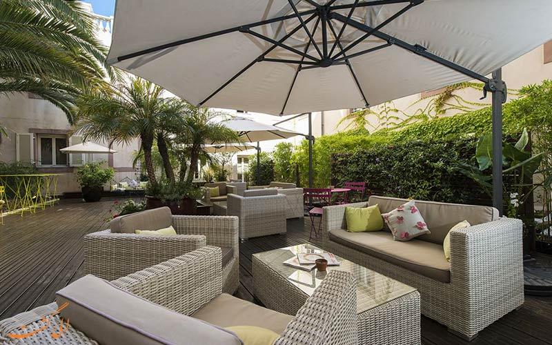 هتل بیو ریویج نیس Hôtel Nice Beau Rivage