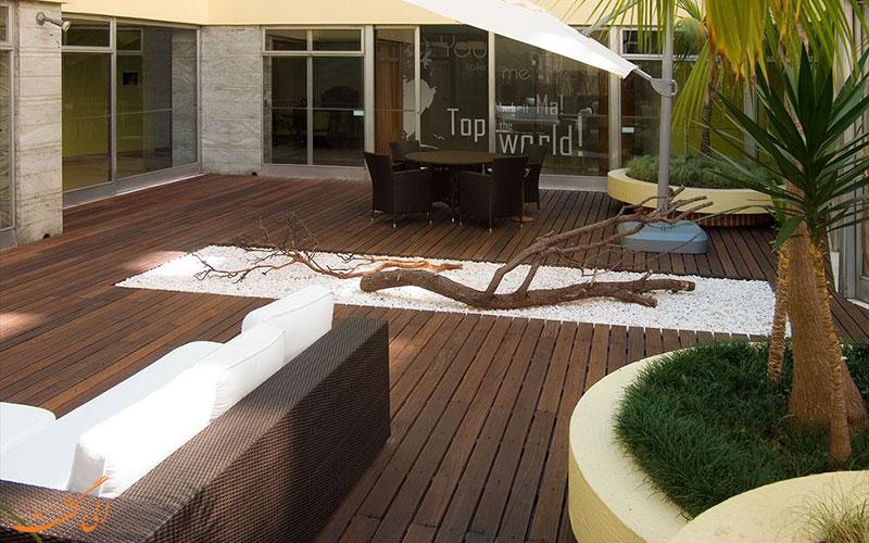 هتل فلوریدا لیسبون Hotel Florida