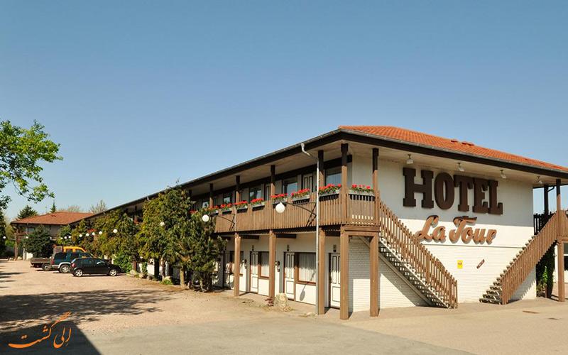 هتل لا تور آرهوس