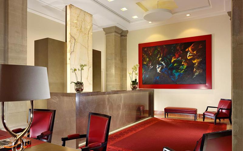 Hotel Metropole Geneve- eligasht.com ورودی هتل