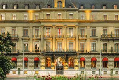 هتل متروپول ژنو Hôtel Métropole Genève- الی گشت