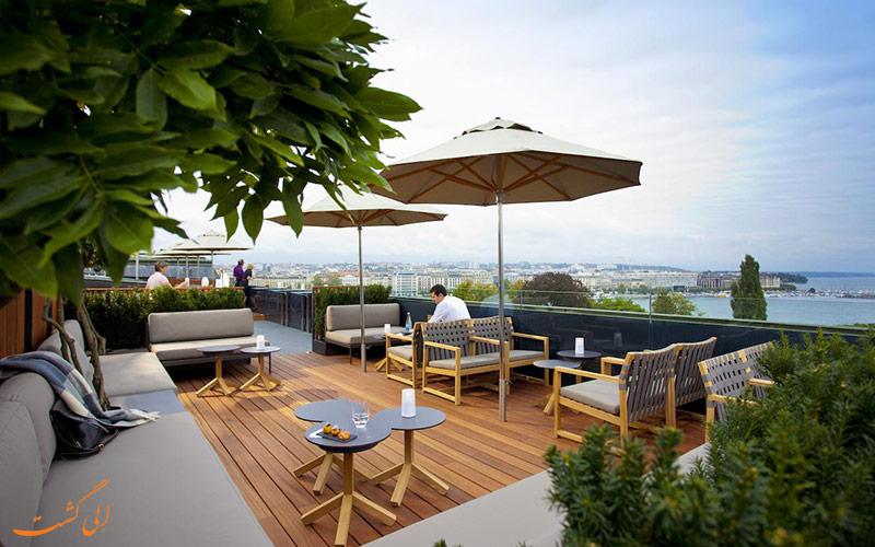 هتل متروپول ژنو Hôtel Métropole Genève