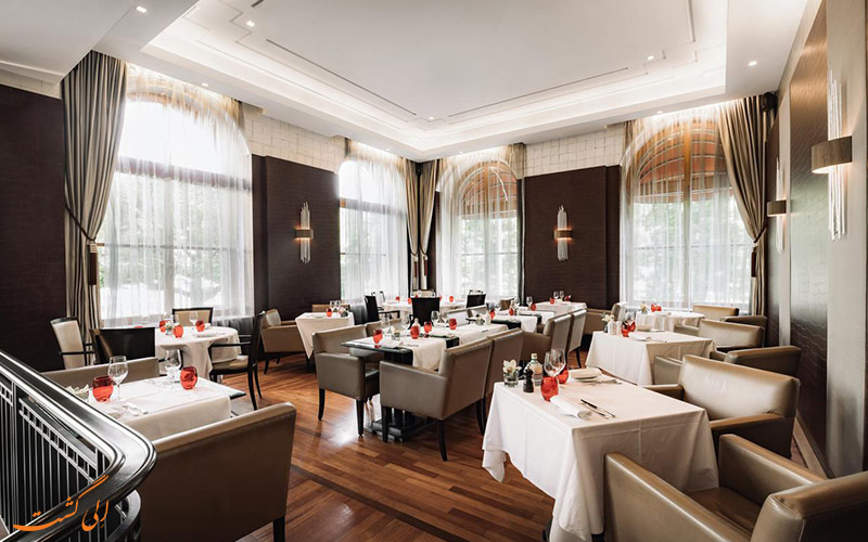 Hotel Metropole Geneve- eligasht.com رستوران های هتل