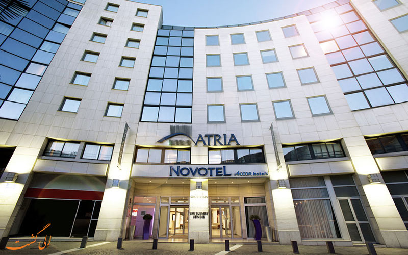 Hotel Novotel Paris Sud Porte de Charenton- klhd ijg