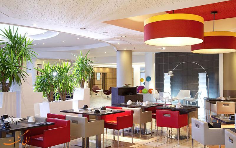 امکانات تفریحی هتل نووتل شارنتون پاریس- رستوران