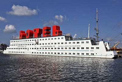 Hotelschiff Amstel Botel- eligasht.com الی گشت