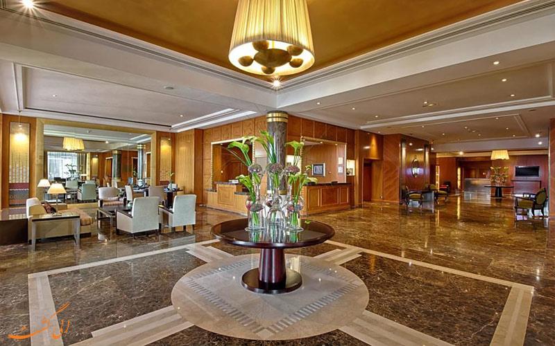 Hyatt Regency Nice Palais de la Mediterranee- لابی هتل
