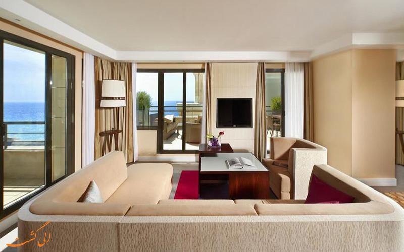 Hyatt Regency Nice Palais de la Mediterranee- لابی