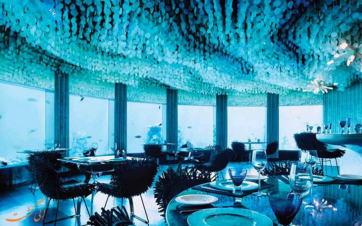 هتل زیردریایی هیدورپولیس در دوبی
