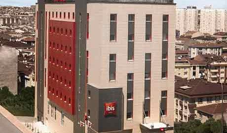 هتل ایبیس اسن یورت استانبول