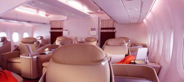 معرفی پرواز فرست کلاس شرکت هواپیمایی ایر فرانس