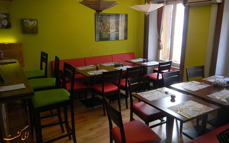 رستوران لیتل تایی