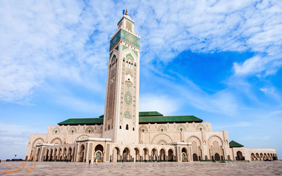 مسجد حسن ثانی کازابلانکا