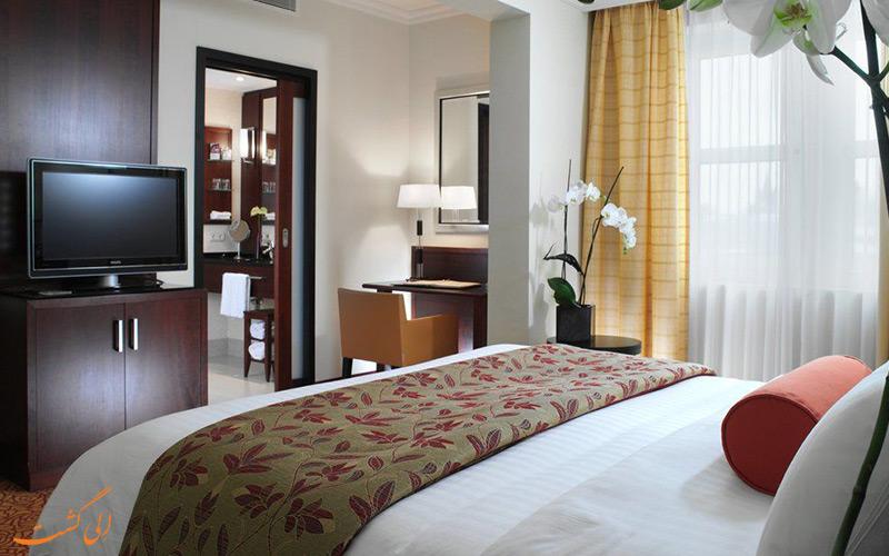 امکانات اتاق های هتل ماریوت کلن
