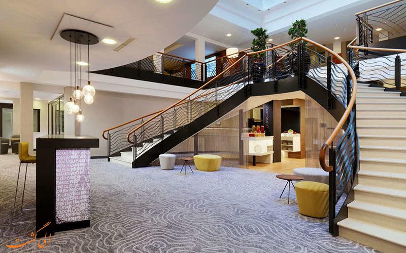 هتل ماریوت کلن Cologne Marriott Hotel