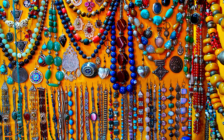 زیورآلات مراکشی