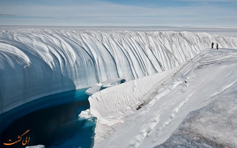قطب شمال جغرافیایی | Geographic North Pole