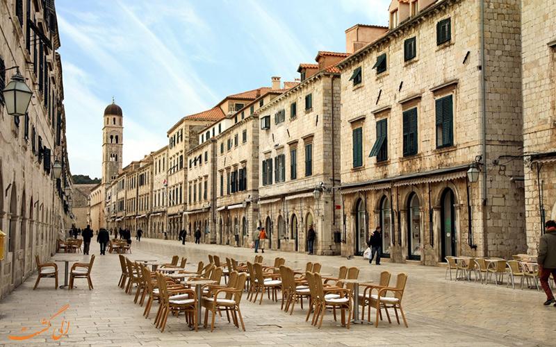 شهر قدیمی کرواسی