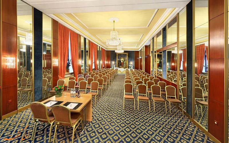 Palais Hansen Kempinski Vienna- eligasht.com اتاق ملاقات