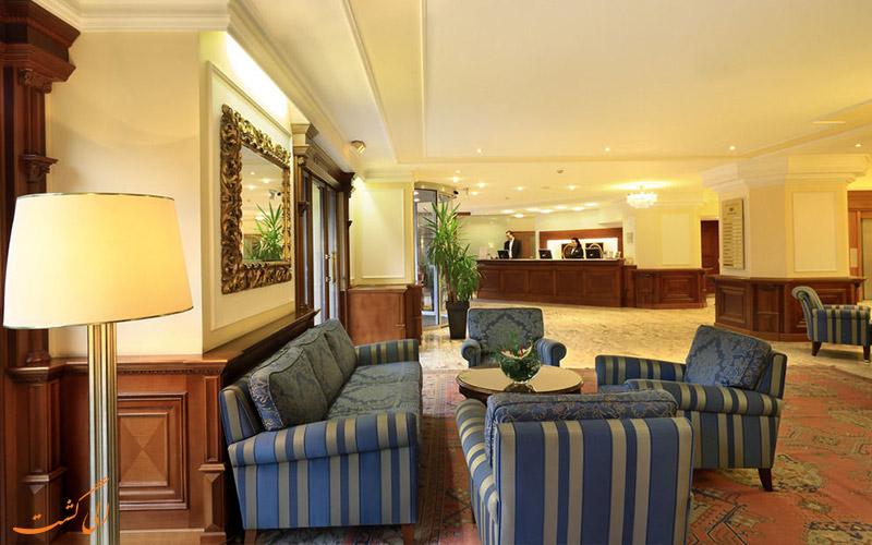 خدمات رفاهی هتل دو فرانس وین- لابی