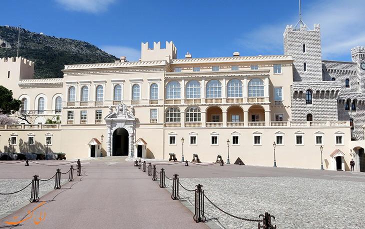 کاخ شاهزاده یا پله دو پرنس