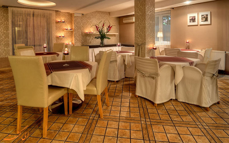 امکانات تفریحی هتل پتروس کراکوف- رستوران