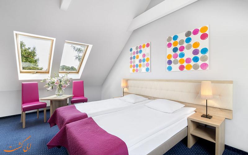 امکانات اتاق های هتل پتروس کراکوف
