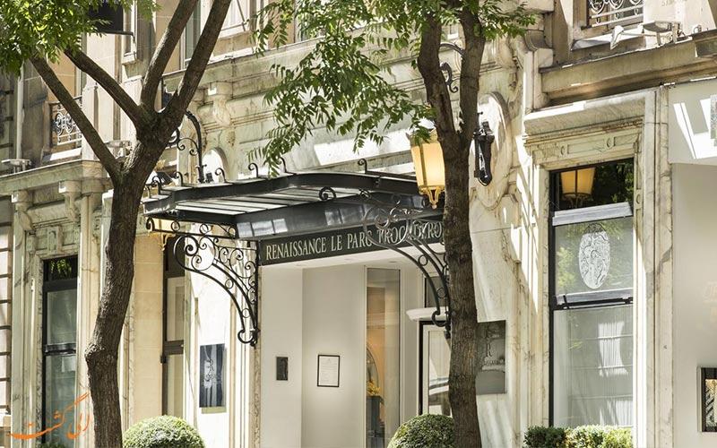 Renaissance Paris Le Parc Trocadero- eligasht.com ورودی هتل