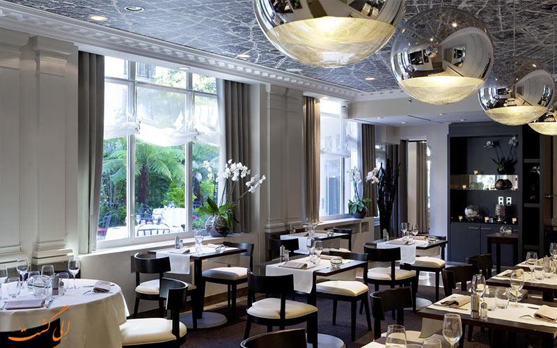 Renaissance Paris Le Parc Trocadero- eligasht.com رستوران هتل