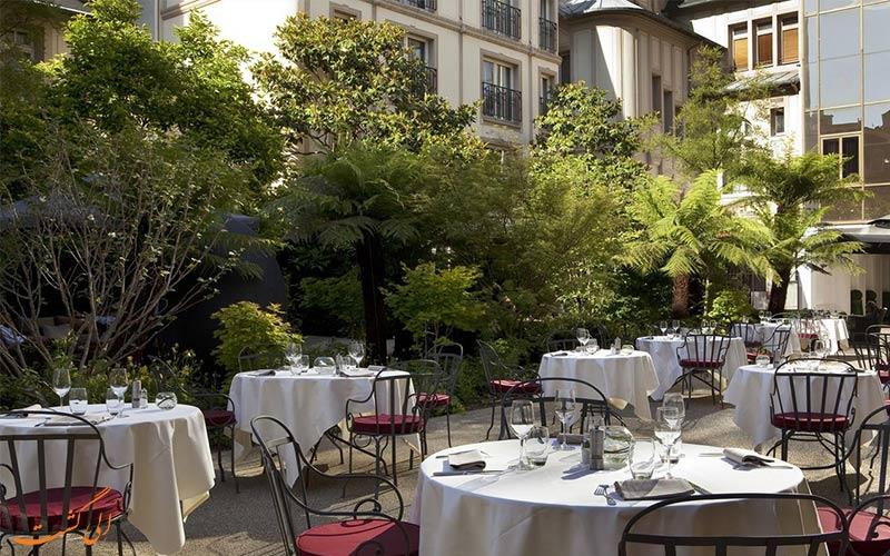 Renaissance Paris Le Parc Trocadero- رستوران هتل