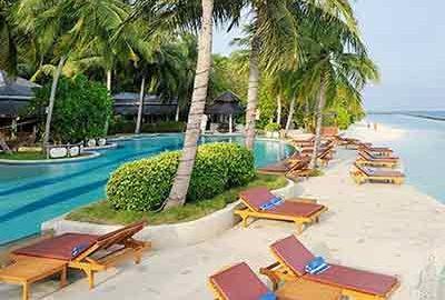 هتل 5 ستاره رویال آیلند ریزورت اند اسپا مالدیو