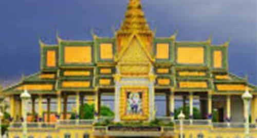 عمارت Phnom-Penh