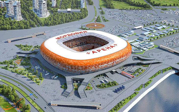 استادیوم آرنا