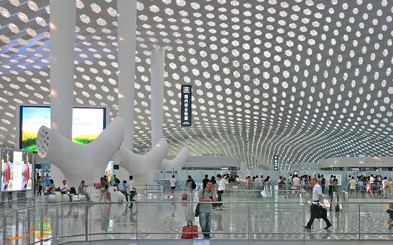 اطلاعات فرودگاه بین المللی شنژن بن