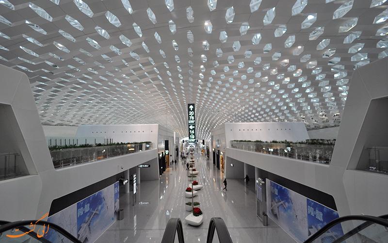آشنایی با فرودگاه بین المللی شنژن