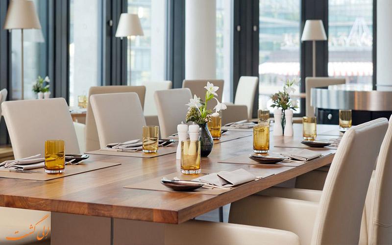 خدمات رفاهی هتل سوئیسوتل برلین- اتاق جلسه
