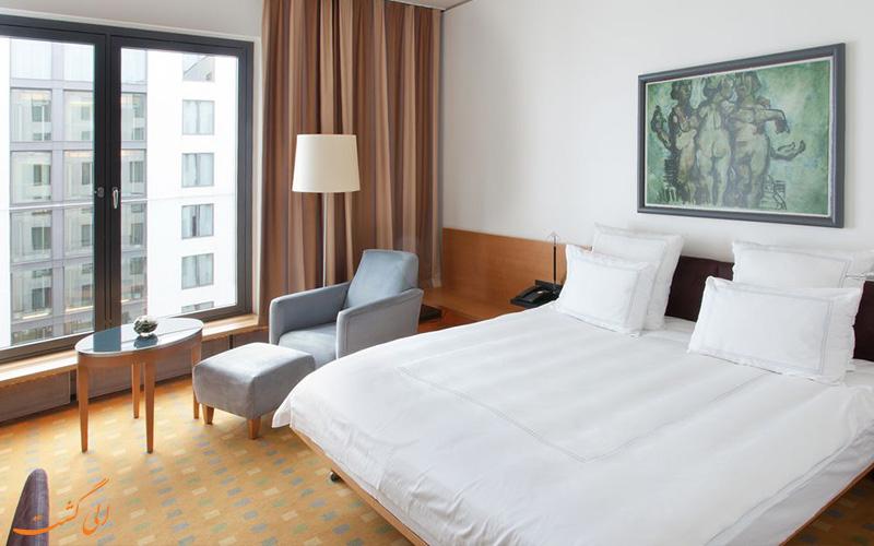 انواع اتاق های هتل سوئیسوتل برلین