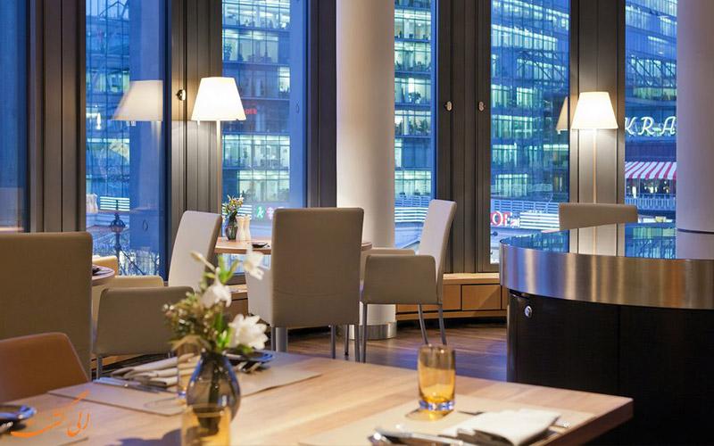 رستوران های هتل سوئیسوتل برلین