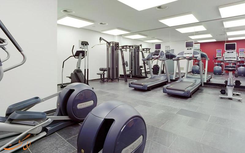 امکانات تفریحی هتل سوئیسوتل برلین- باشگاه تناسب اندام