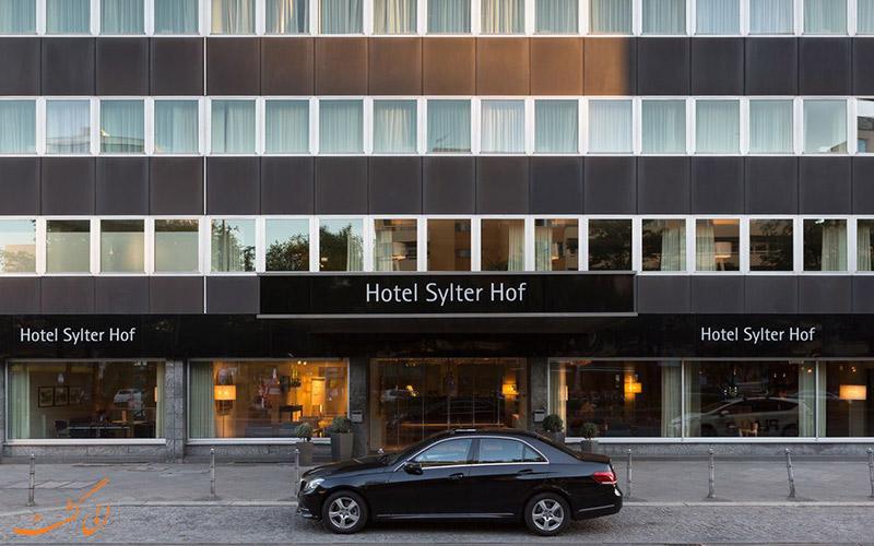 هتل سیلتر هوف برلین- نمای هتل