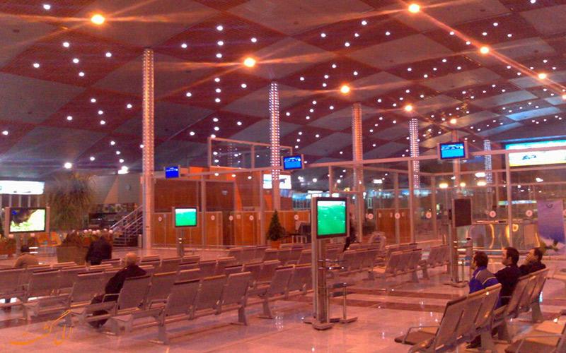 آشنایی با فرودگاه بین المللی تبریز