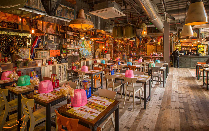 رستوران تایلندی