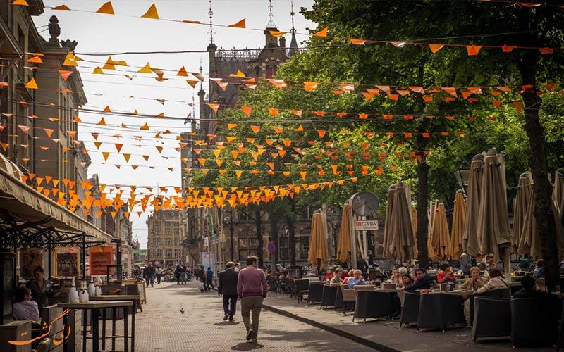 ذهنیت باز هلندی- زندگی در هلند- الی گشت
