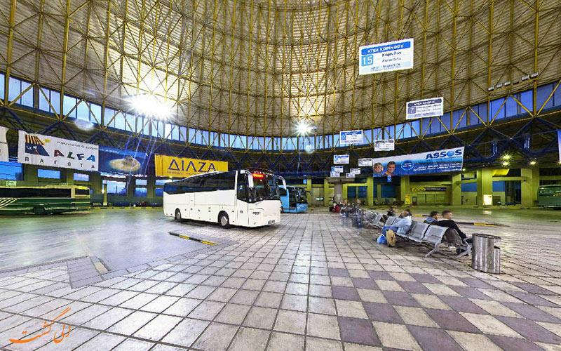 اطلاعات فرودگاه بین المللی سالونیک