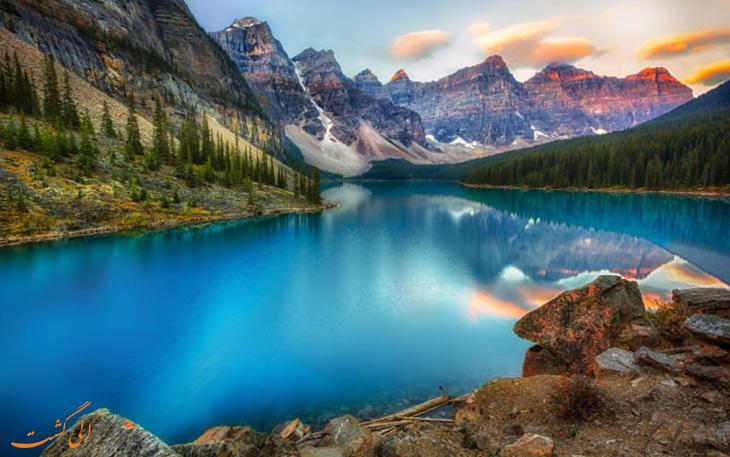 درهی تن پیک در کانادا