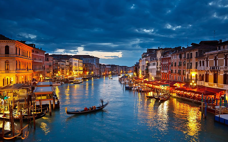 Venice - برنامه ریزی سفر به ایتالیا