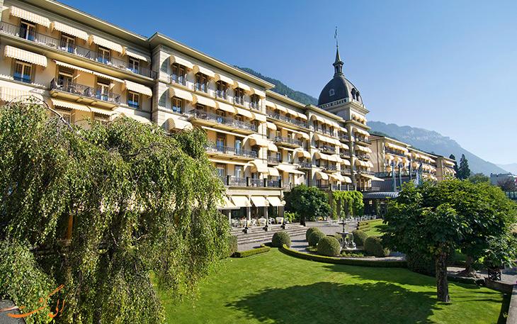 هتل ویکتوریا یونگ فروه