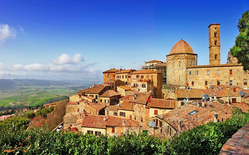 برنامه ریزی سفر به ایتالیا