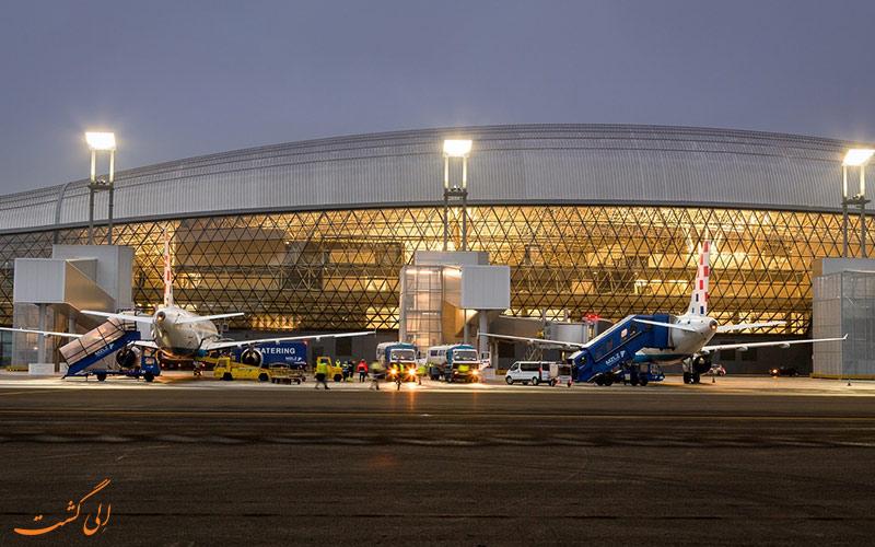 آشنایی با فرودگاه زاگرب